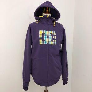 DC Shoes Snowboarding Jacket Exotex 10000 Purple